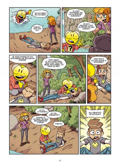 Page 4 Le monde des smileys tome 2