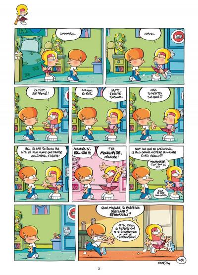 Page 1 Les p'tits diables tome 27