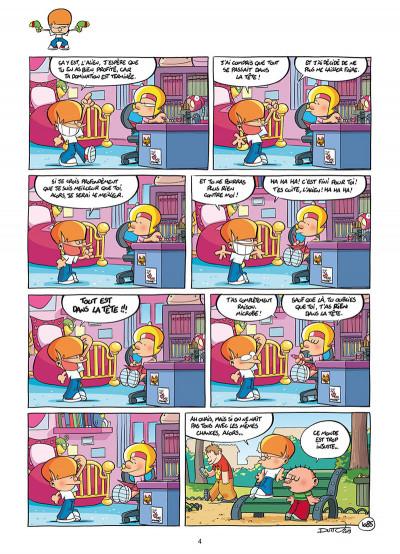Page 2 Les p'tits diables tome 27