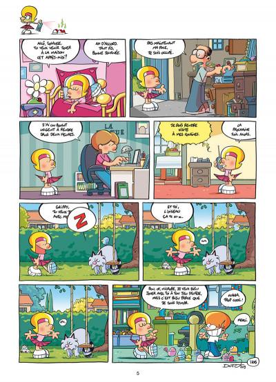 Page 3 Les p'tits diables tome 27