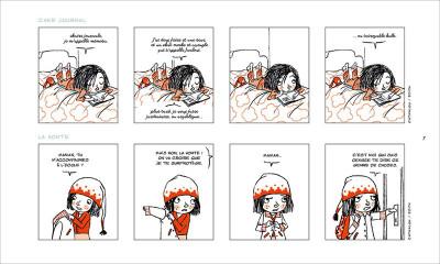 Page 1 Mimosa - Les choses changent... c'est énervant