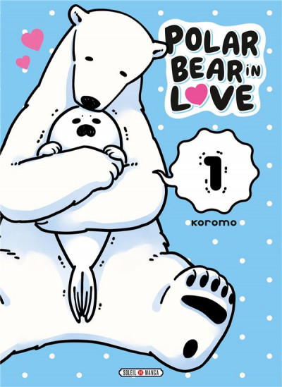 Couverture A polar bear in love tome 1