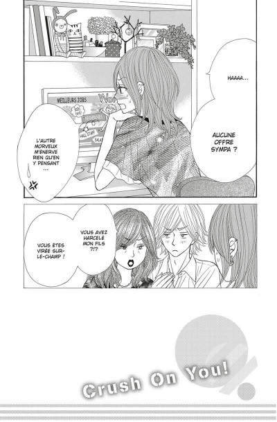 Page 7 Crush on you ! tome 7