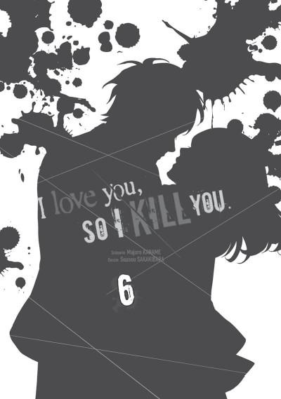 Page 1 I love you so I kill you tome 6