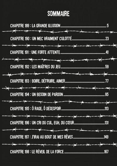 Page 4 Prison school tome 20