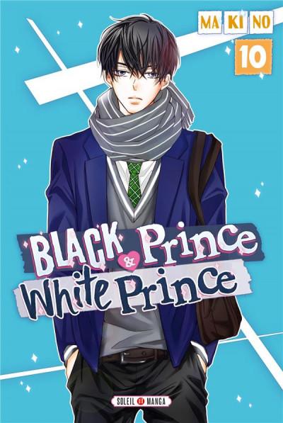 Couverture Black prince & white prince tome 10