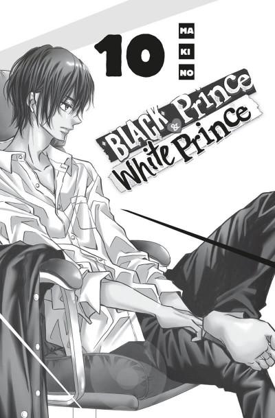 Page 1 Black prince & white prince tome 10
