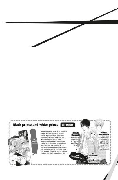 Page 6 Black prince & white prince tome 10