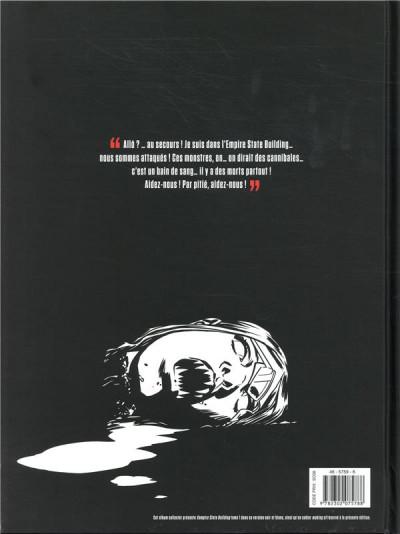 Dos Vampire state building - édition noir & blanc tome 1 + ex-libris offert