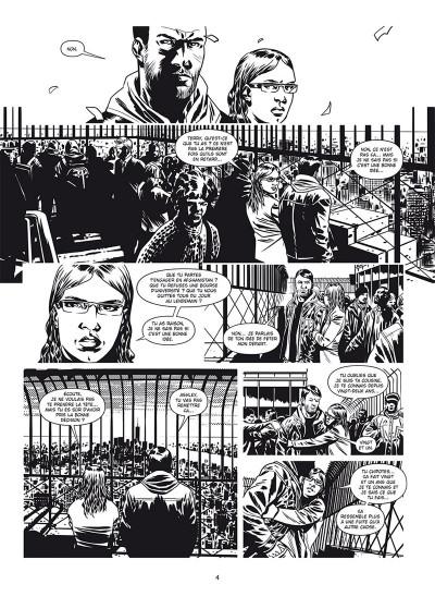 Page 2 Vampire state building - édition noir & blanc tome 1 + ex-libris offert