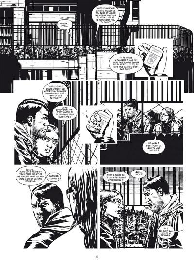 Page 3 Vampire state building - édition noir & blanc tome 1 + ex-libris offert