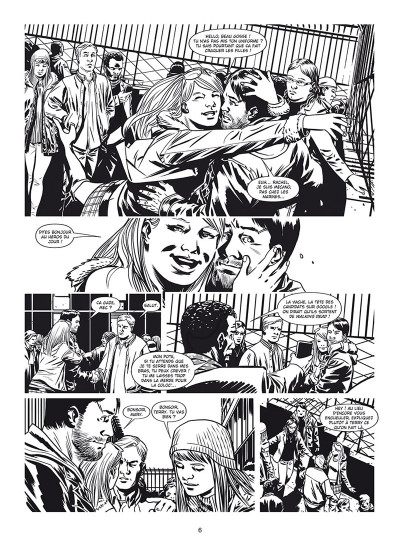 Page 4 Vampire state building - édition noir & blanc tome 1 + ex-libris offert