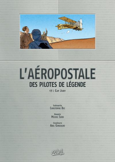 Page 1 L'aéropostale - des pilotes de légende tome 7