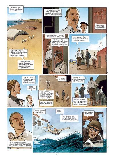 Page 2 L'aéropostale - des pilotes de légende tome 7