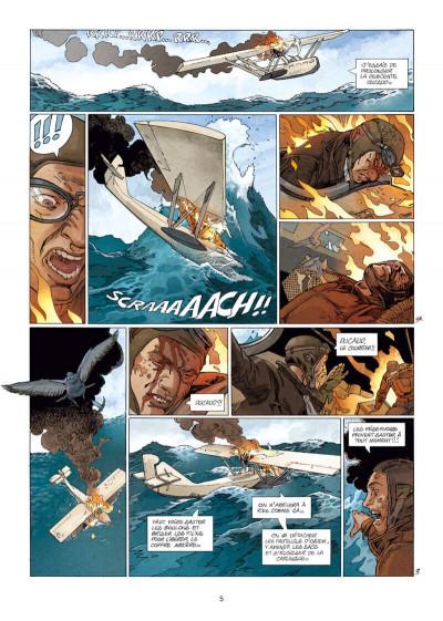 Page 5 L'aéropostale - des pilotes de légende tome 7