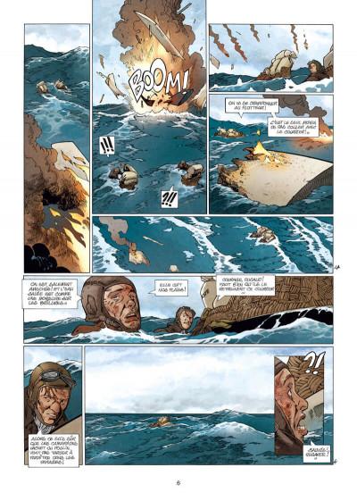 Page 6 L'aéropostale - des pilotes de légende tome 7