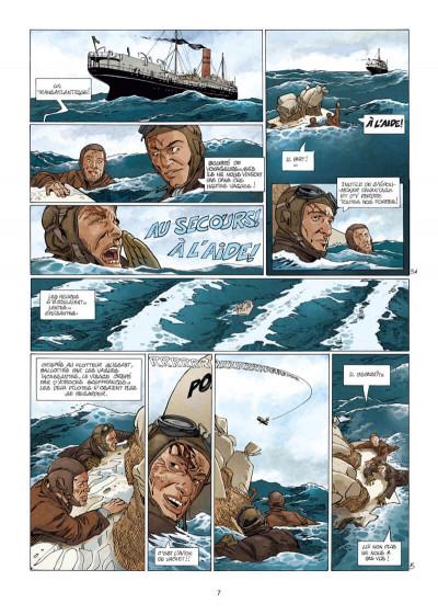 Page 7 L'aéropostale - des pilotes de légende tome 7