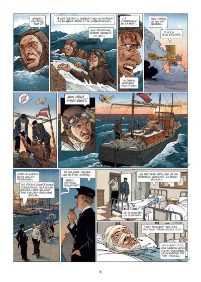 Page 8 L'aéropostale - des pilotes de légende tome 7