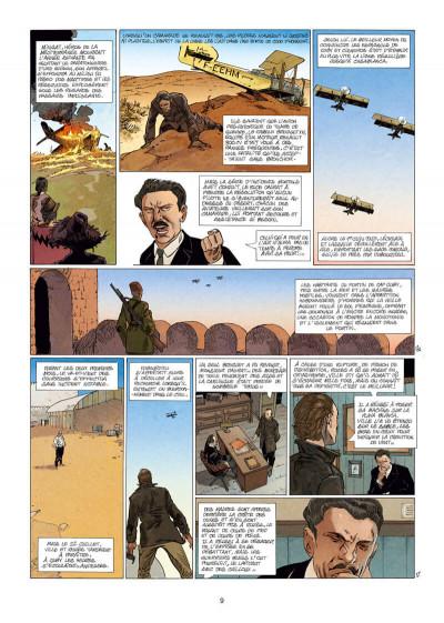 Page 9 L'aéropostale - des pilotes de légende tome 7
