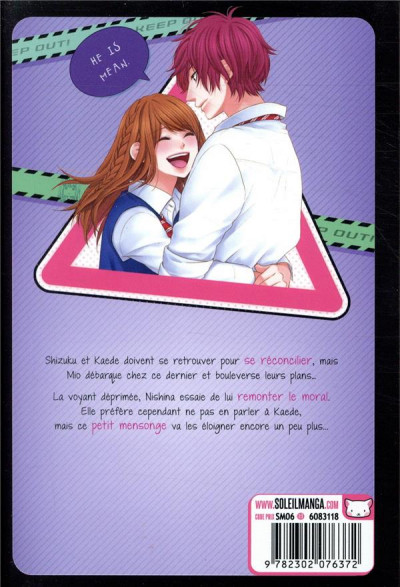 Dos Be-twin you & me tome 8