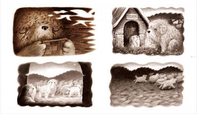 Page 9 Buck le chien perdu