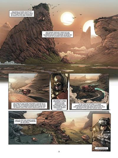 Page 1 Conquêtes tome 3
