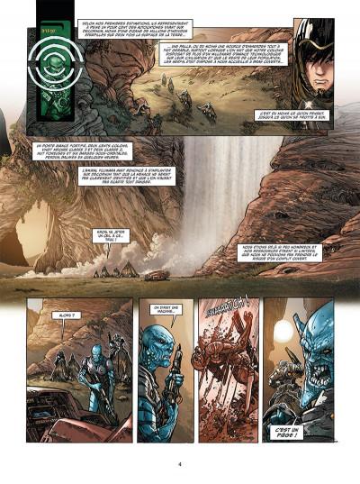 Page 2 Conquêtes tome 3