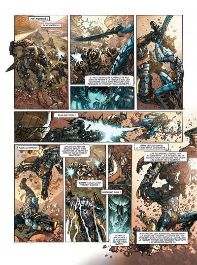 Page 3 Conquêtes tome 3