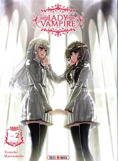 Couverture Lady vampire tome 2