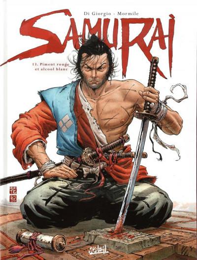 Couverture Samurai tome 13