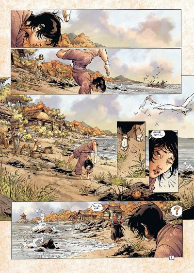 Page 1 Samurai tome 13