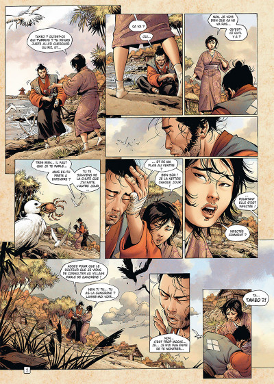 Page 2 Samurai tome 13