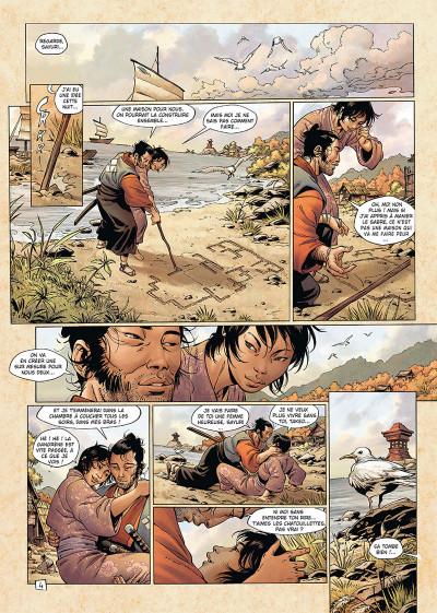 Page 4 Samurai tome 13
