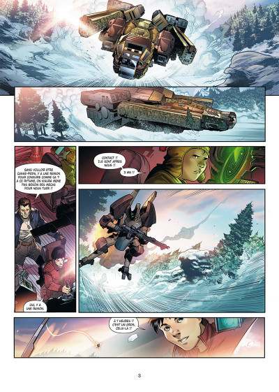 Page 1 Ghost war tome 2