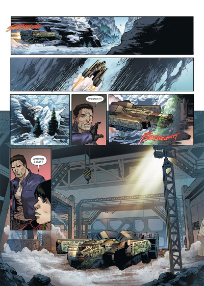 Page 2 Ghost war tome 2