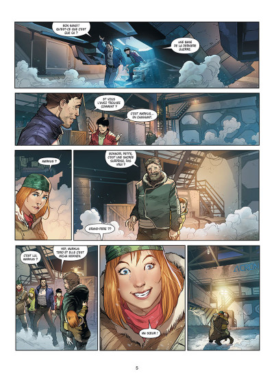 Page 3 Ghost war tome 2