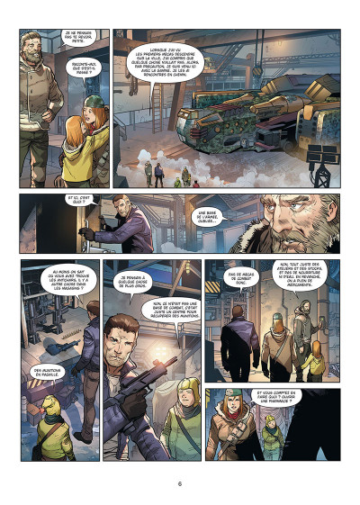 Page 4 Ghost war tome 2