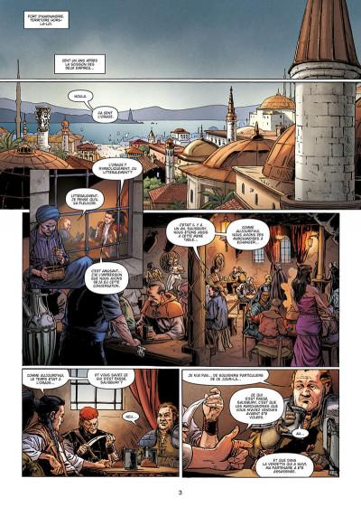 Page 3 La geste des chevaliers dragons tome 28
