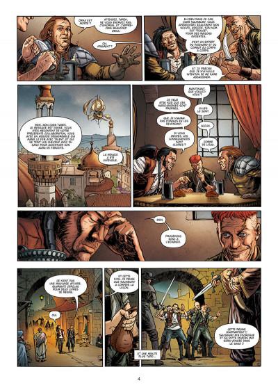 Page 4 La geste des chevaliers dragons tome 28