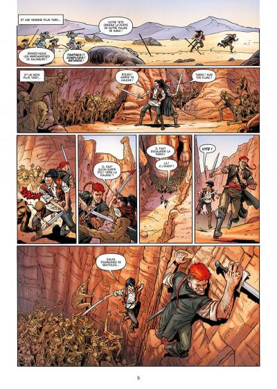 Page 5 La geste des chevaliers dragons tome 28