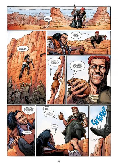 Page 6 La geste des chevaliers dragons tome 28