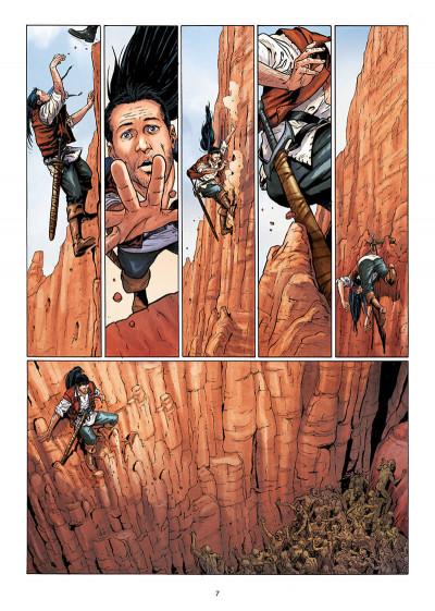 Page 7 La geste des chevaliers dragons tome 28