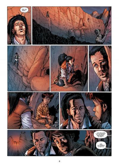 Page 8 La geste des chevaliers dragons tome 28