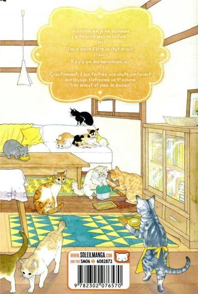 Dos Carnet de chats tome 4