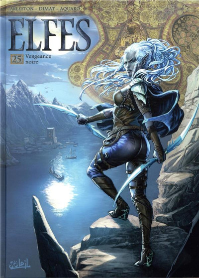 Couverture Elfes tome 25