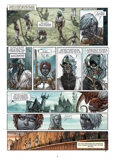 Page 2 Elfes tome 25