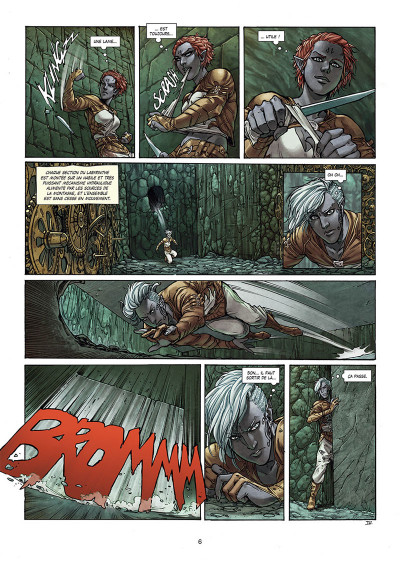 Page 4 Elfes tome 25