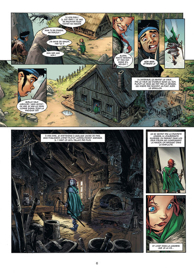 Page 4 Mages tome 1