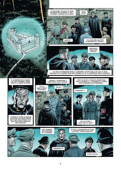 Page 3 Wunderwaffen tome 15 + ex-libris offert