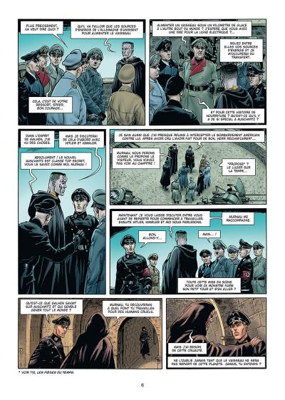 Page 4 Wunderwaffen tome 15 + ex-libris offert